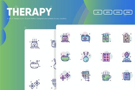 Therapie Icon-Paket