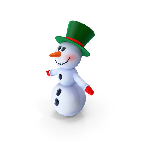 Snowman T-Pose