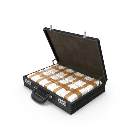 Briefcase with Drugs