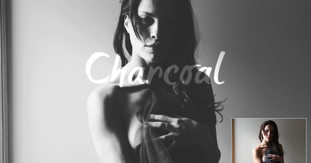 Download Charcoal Action by betoalanis