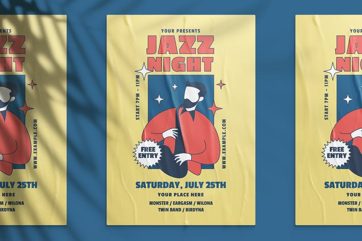 Thumbnail for Jazz Music Concert