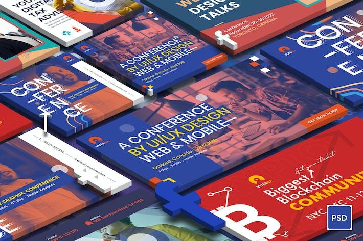 Thumbnail for Conférence événementielle, Publicité Facebook sur le revenu fiscal