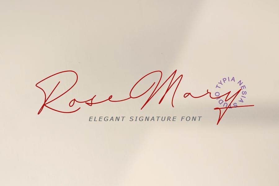 Rosemary Signature