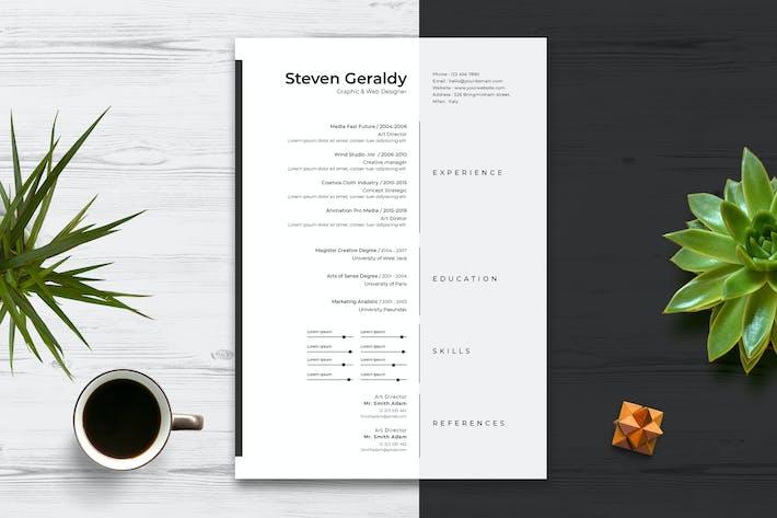 Thumbnail for Resume Vol.19