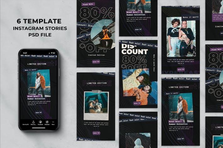 Thumbnail for Swipe Instagram Stories