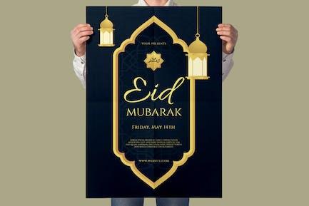 Eid Mubarak Celebration
