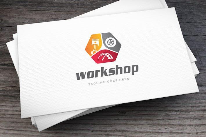 Thumbnail for Workshop Logo Template