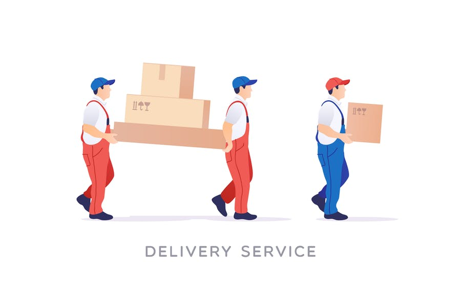 Delivery Service and Moving