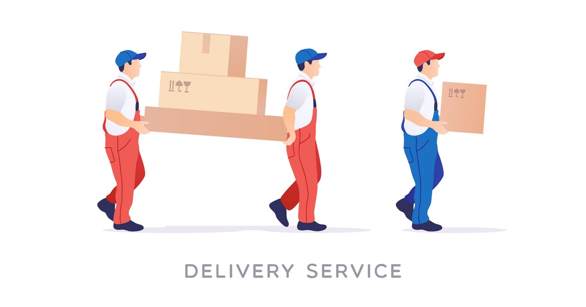 Download Delivery Service and Moving by Faber14