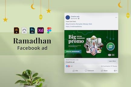 Ramadan Facebook Ad 02