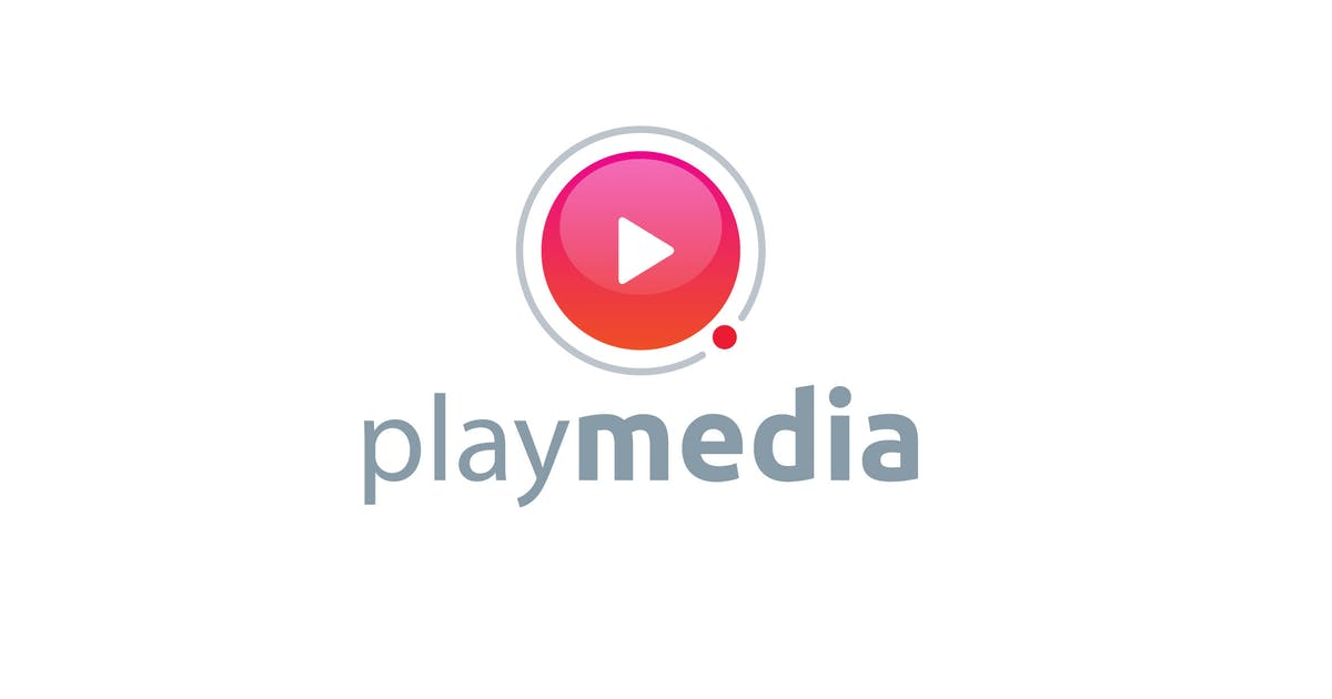 Download Play Media Logo Template by 1protheme