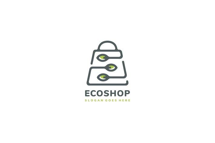 Thumbnail for Eco Shop Logo