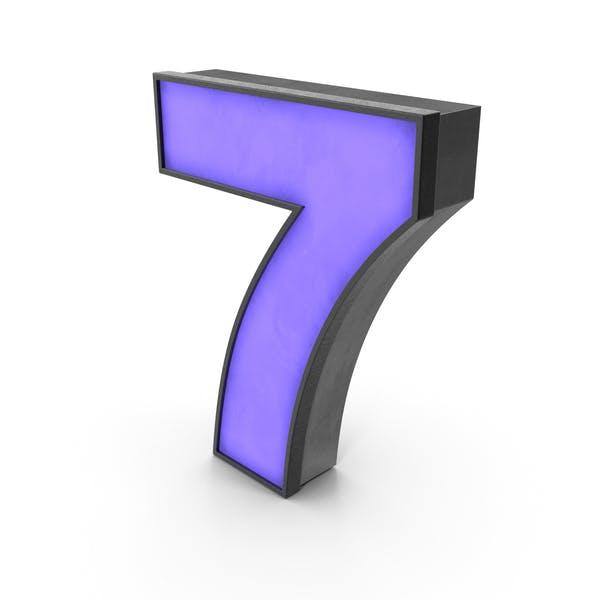 Luminous Number 7