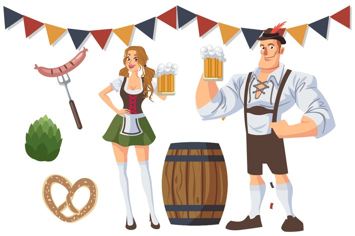 Thumbnail for Oktoberfest Elements with Bavarian