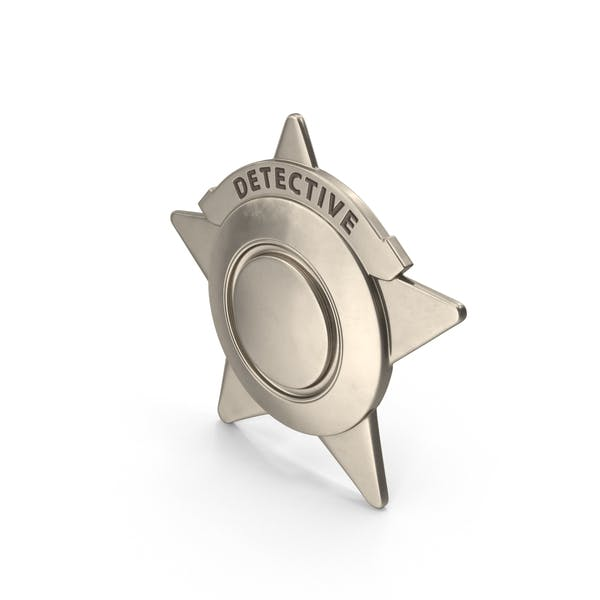 Thumbnail for Detective Badge