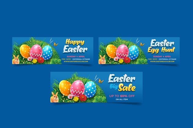 Easter Bsnners