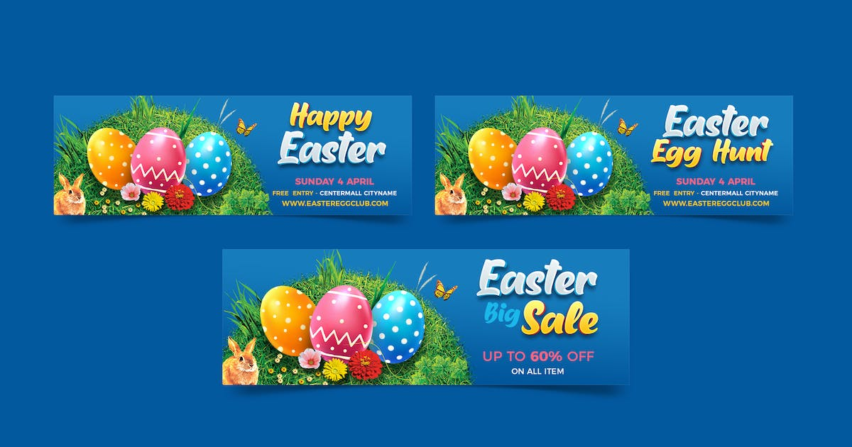 Download Easter Bsnners by creativeartx