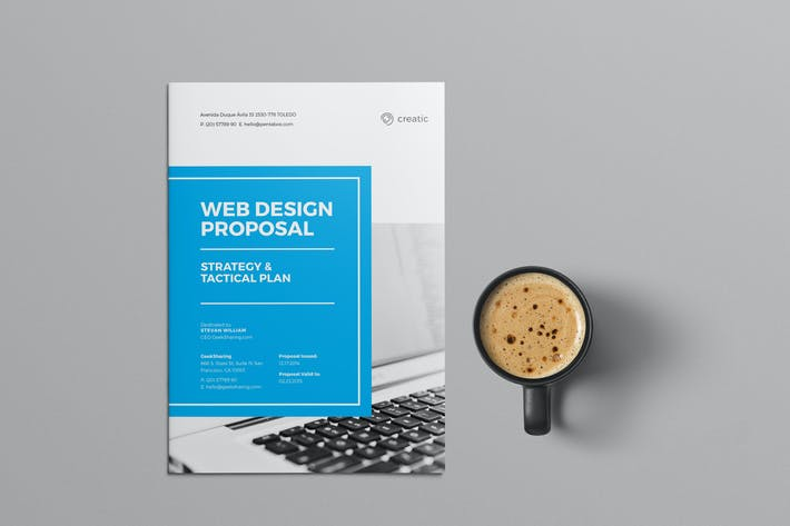 Thumbnail for Web Design Proposal