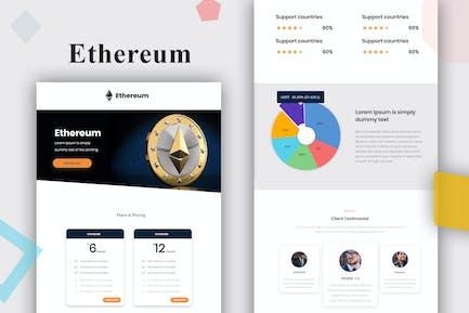 Ethereum - Email Newsletter