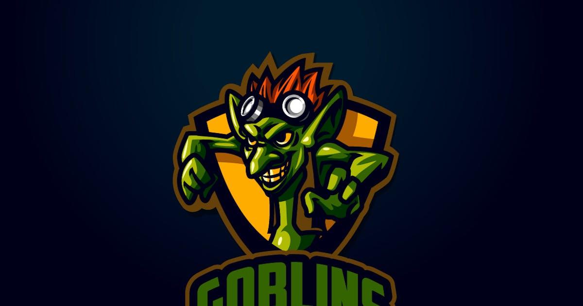Download Goblin Mascot Esports Logo by Suhandi