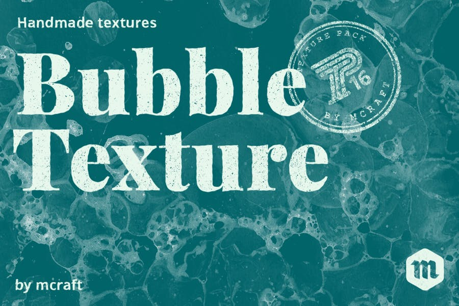 Bubble Texture Pack Background