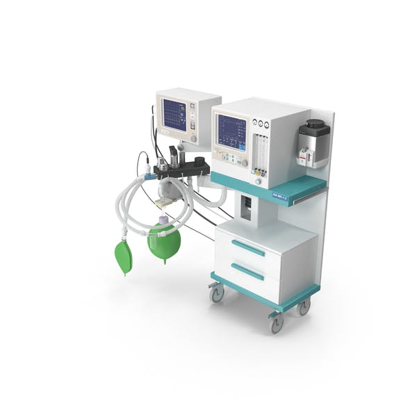 Cover Image for Anaesthetic Machine