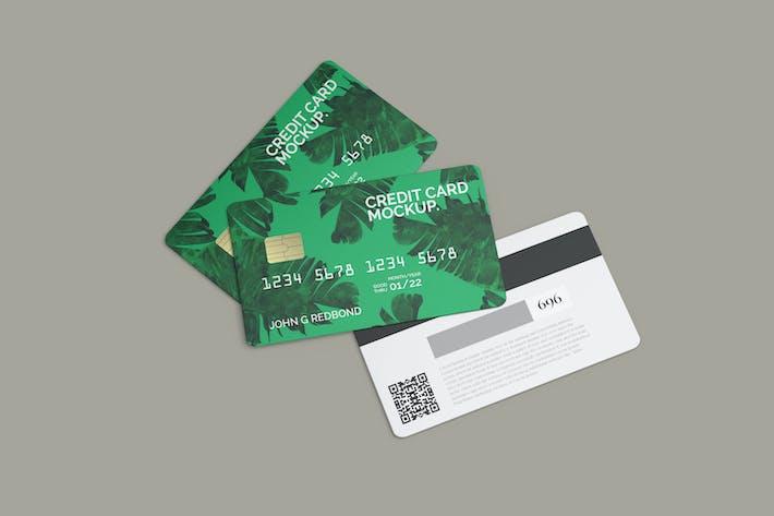 Thumbnail for Kreditkarten-Mockup