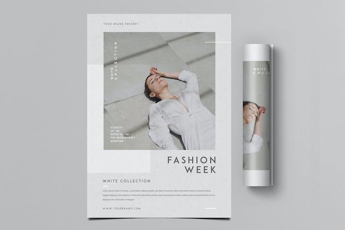 Thumbnail for Elegant Fashion Show Flyer