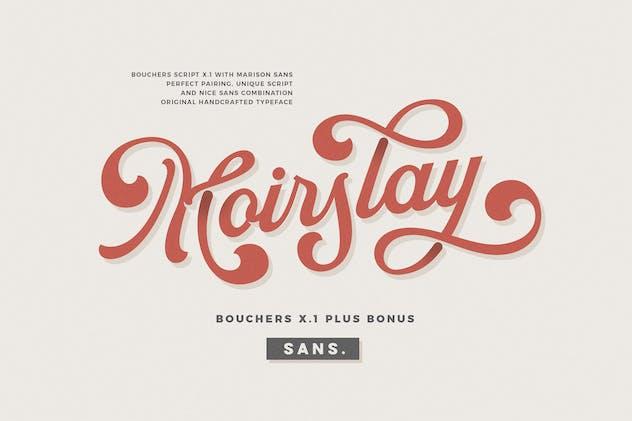 Bouchers X.1