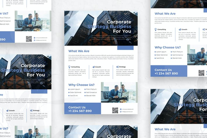 Thumbnail for Corporate Business vol.02 - Flyer