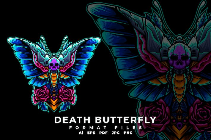 Thumbnail for Death Butterfly