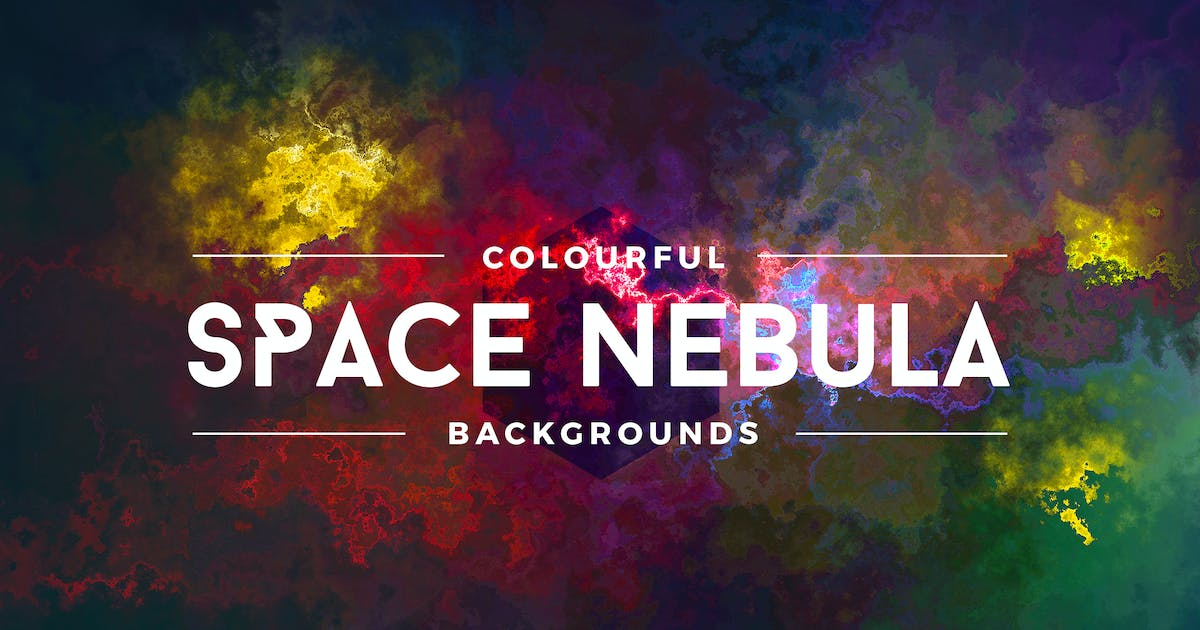 Download Space Nebula Backgrounds by Shemul