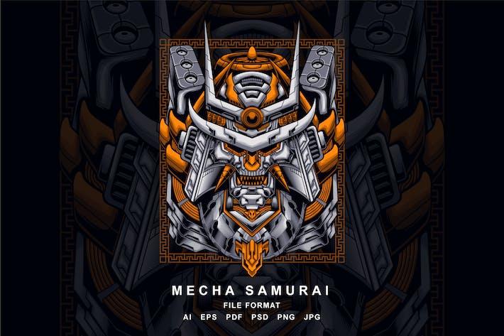 Thumbnail for Mecha Samurai