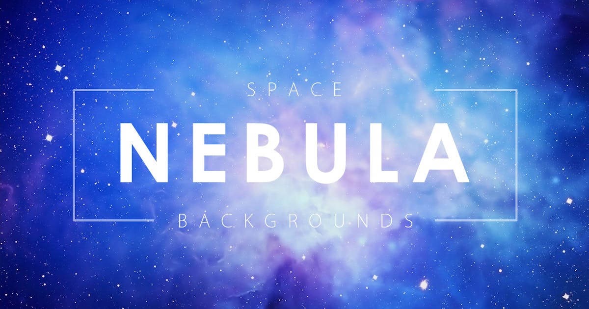 Download Space Nebula Backgrounds by M-e-f