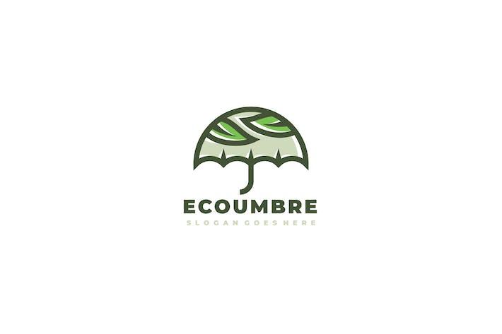 Eco Protection-Umbrella Logo