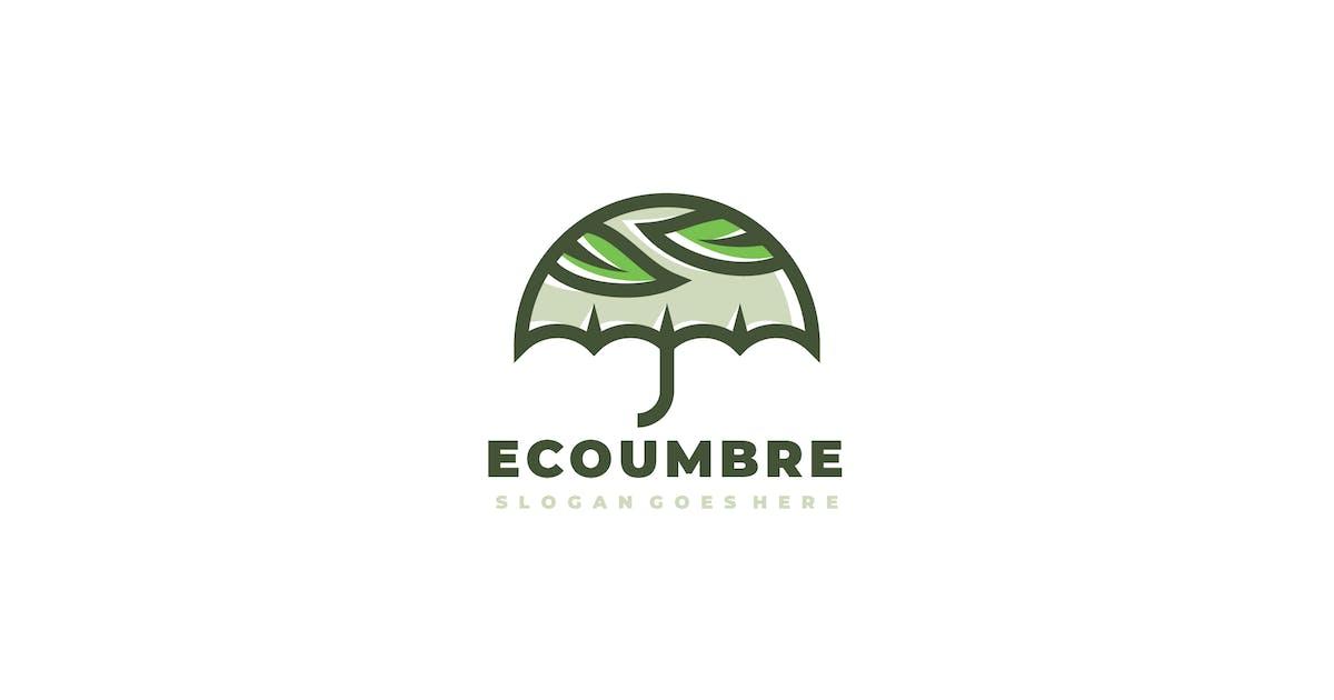 Download Eco Protection-Umbrella Logo by 3ab2ou