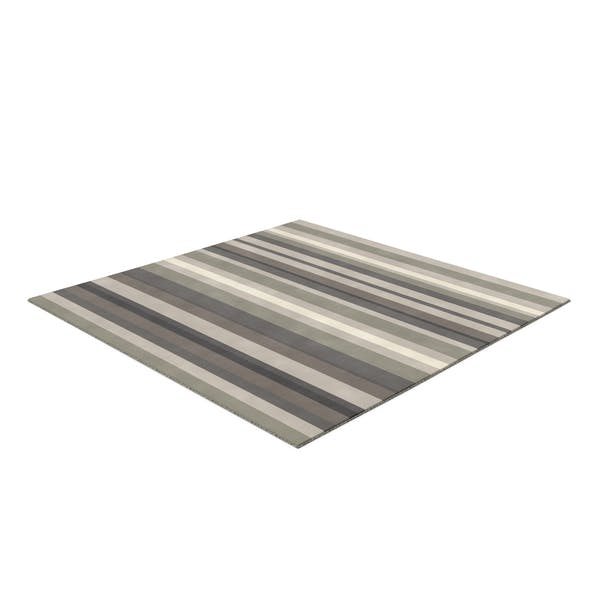 Cover Image for Grey Striped Rug