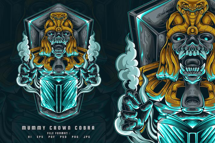 Mummy Crown Cobra