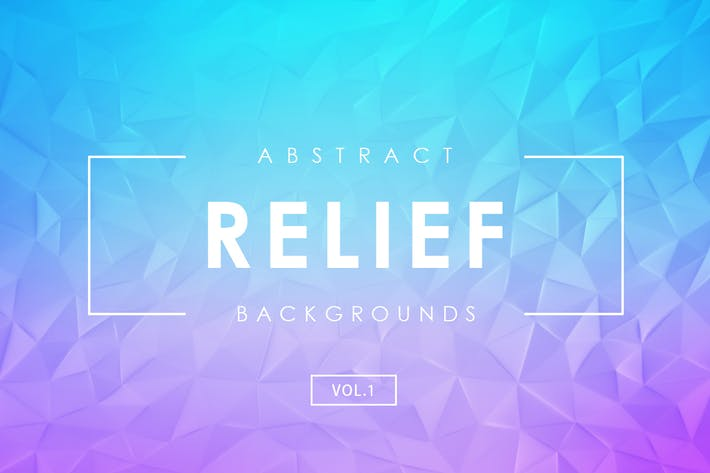 Thumbnail for Relief Abstract Backgrounds Vol.1
