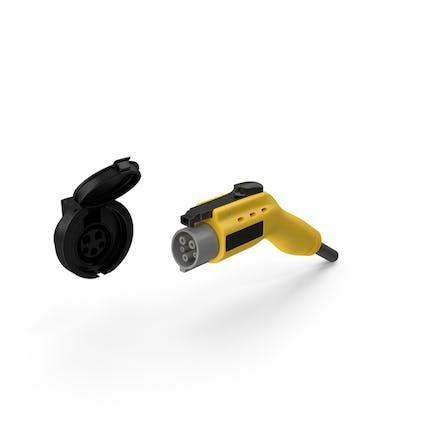 EV Charging Plug Socket