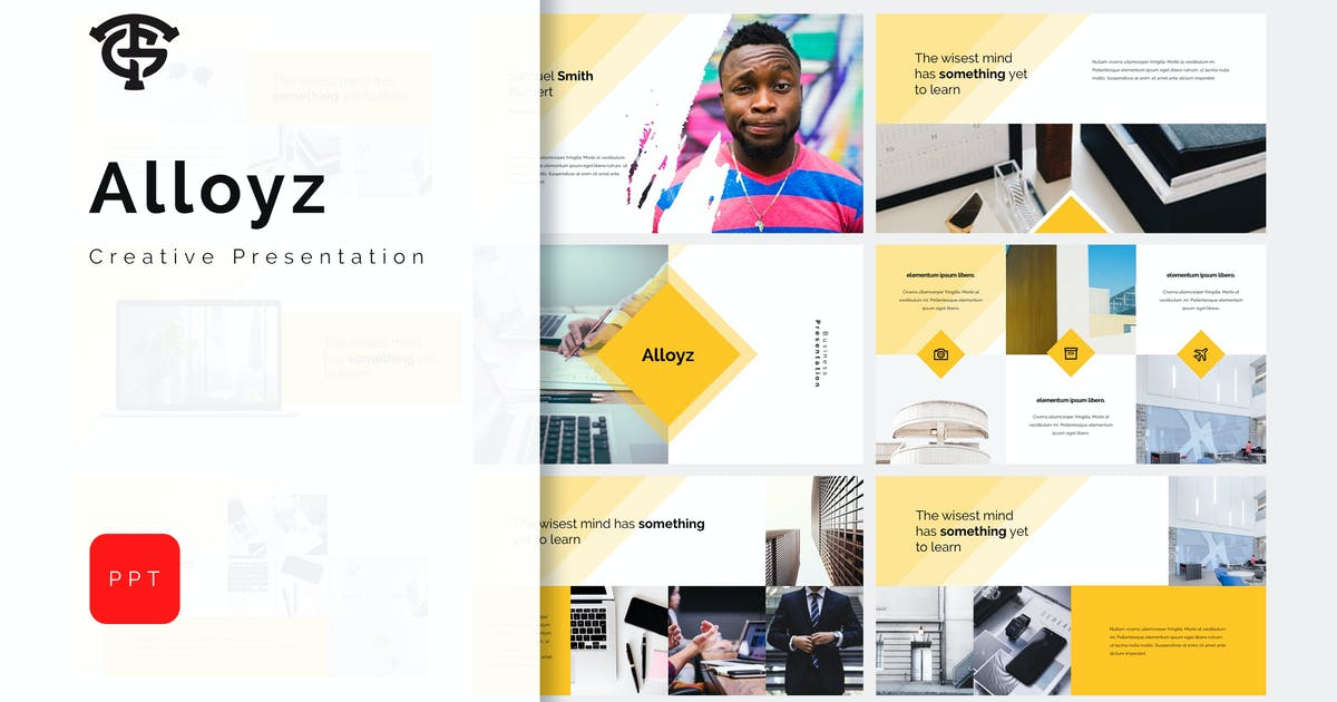 Download Alloyz Business - Powerpoint by graptailtype