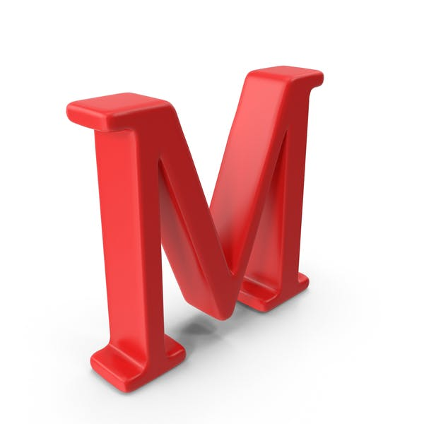 Cover Image For Capital Letter M