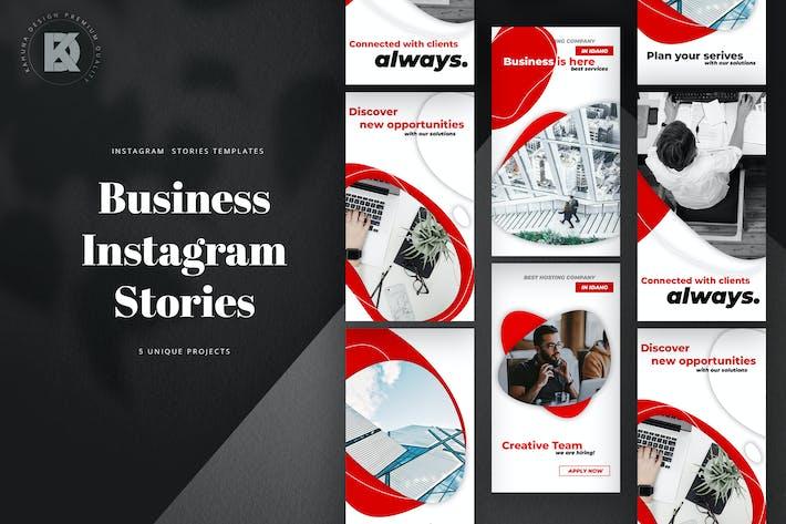 Thumbnail for Business Instagram Stories