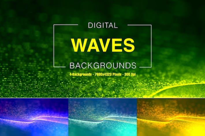 Thumbnail for Digital Waves