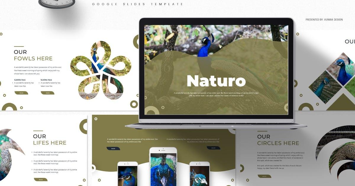 Download Naturo | Google Slides Template by Vunira