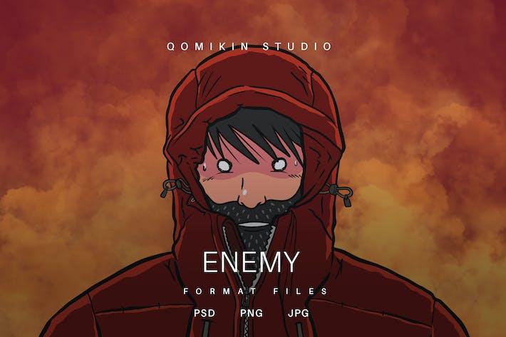 Thumbnail for Enemy Illustration
