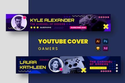 Youtube-Cover für Spieler