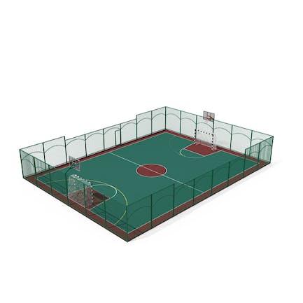 Zona de juegos Deporte
