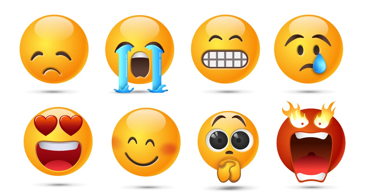 Download Emoji Set 3 by sukmaraga