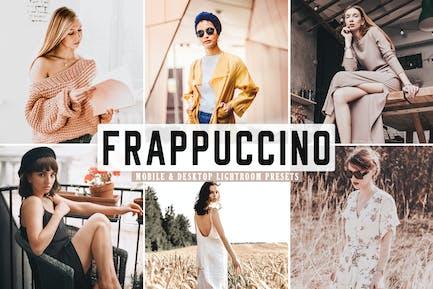 Frappuccino Mobile & Desktop Lightroom Presets